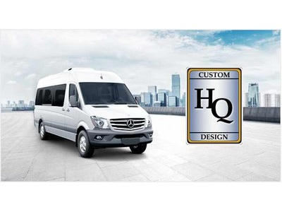 High Quality Custom Design - Custom Conversion Vans