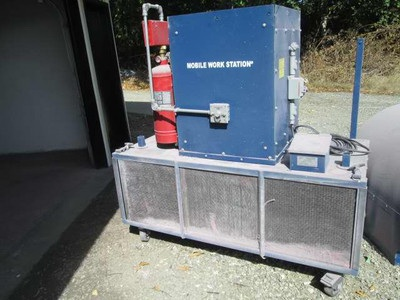 Mobil Work Station - Air Filtration Syst